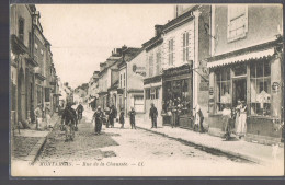 MONTARGIS . Rue De La Chaussée . - Montargis