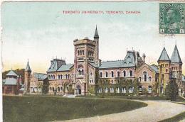 22740 CANADA QUEBEC Toronto University - Sans éditeur