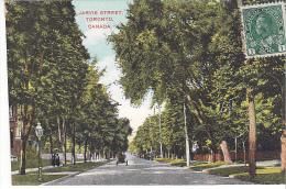 22741 CANADA QUEBEC Toronto Ujarvis Street - Souvenir Card NCO ? - Toronto