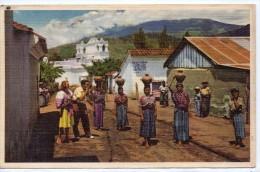 Tarjeta Postal De Guatemala.- - Guatemala