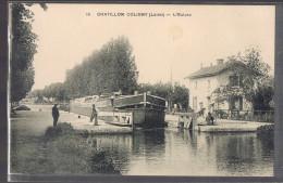 CHATILLON - COLIGNY .L'Ecluse . - Chatillon Coligny