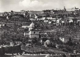 Cortona - Panorama (viaggiata X Torino Il 7/8/1961) - Andere Steden