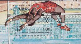 Cuba - 1992 - Olympics, Olympiade, Olympiques - Barcelona 1992 - Gebruikt/gebraucht/used - Zomer 1992: Barcelona