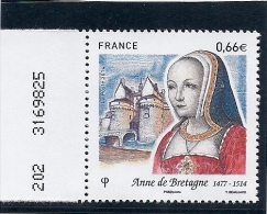 - A. 2014 - Neuf - Anne De Bretagne- - Ongebruikt