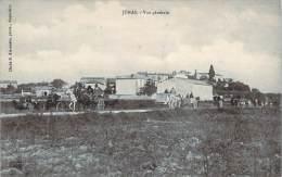 30 - Junas - Vue Générale (calèches) - France