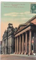 22756 CANADA QUEBEC MONTREAL General Post Office Bank Bureau Poste Banque-european Card 20012