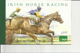CARNET IRISH HORSE RACING - Libretti