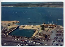 LE TOUQUET-PARIS-PLAGE --1988-- Vue Aérienne - Baie De La Canche Et Port Nautique ,cpm N° 3212 éd Combier - Le Touquet
