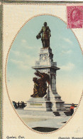 22765 CANADA QUEBEC  Champlain Monument - Novelty Mfg