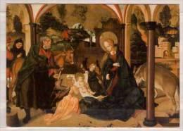 Geburt Christi Von Jörg Breu D. Älteren , 1501 , Kunstsammlung Des Stiftes Herzogenburg - Jésus