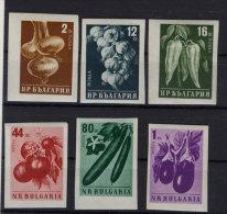 Bulgarien Michel No. 1079 - 1084 A ** postfrisch