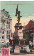22772  CANADA QUEBEC Montreal  Monument Maisonneuve Place D'armes -european Card 2000