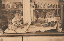 Gisants De René De Beauvau Et De Claude De Baudoche, Sa Femme - Musée Historique Lorrain Au Palais Ducal - Musei
