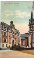 22776  CANADA QUEBEC Montreal  Eglise Ste St Sainte Brigitte Church -european Card - - Montreal
