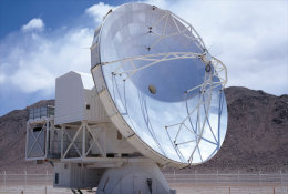S44-097 @ Radio Astronomy Radioastronomie ,telescope Radiotélescope Radioteleskop,postal Stationery,Articles Postaux - Astronomie