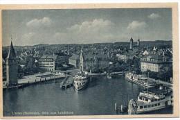 Tarjeta Postal De Alemania, Lindau - Lindau A. Bodensee