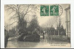 CRAON , LES BORDS DE L' OUDON - Craon