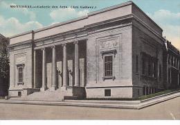 22788 CANADA QUEBEC MONTREALgalerie Des Arts -art Gallery -14224 Ed?? - Montreal