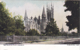 22789 CANADA QUEBEC TORONTO , Metropolitain Church- 1762S Warwlok Bro's - Toronto