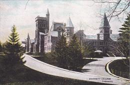22793 CANADA QUEBEC TORONTO , University College -warwlok 4510