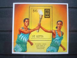SAINT-KITTS 1996 / MNH ** / OLYMPIC GAMES ATLANTA 1996