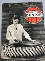Gazette Dunlop N° 131 : Track Grip. 1931 - 1900 - 1949