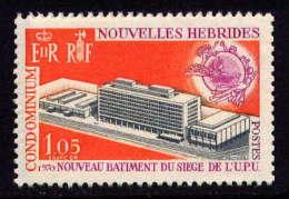 Nlles HEBRIDES - N° 292* - NOUVEAU BÂTIMENT DE L'U.P.U. - Ongebruikt