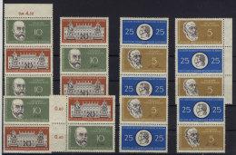 Lot DDR ZD Michel No. 795 - 799 /  S Zd 12 - 19 ** postfrisch