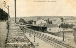 CPA 77 LA FERTE SOUS JOUARRE GARE INTÉRIEURE 1902 - La Ferte Sous Jouarre