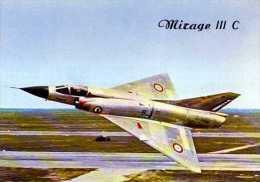 Mirage III C Avoin De Combat N Service Dans L'armee De L'air Francaise (Generale Aeronautique Dassault) - 1946-....: Moderne