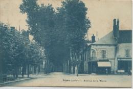 -  45 -BRIARE - Avenue  De  La  Mairie - Briare