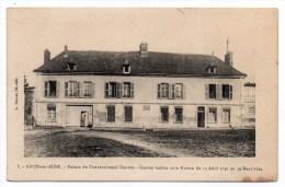 CP, 10, ARCIS-sur-AUBE, Maison Du Conventionnel Danton..., Vierge - Arcis Sur Aube