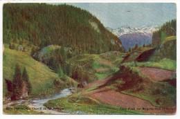 CP, SUISSE, GENEVE, Quai Au Mont Blanc, Dos Simple, Vierge - GE Ginevra