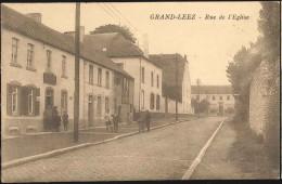 Cpa Grand Leez   1931 - Eghezée