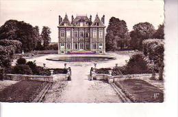 ECQUEVILLY Environs De MEULAN Chateau Csm - Meulan