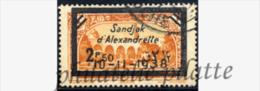-Alexandrette 15 Obl - Alexandrette (1938)