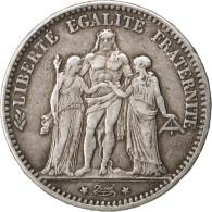 [#80362] IIIème République, 5 Francs Hercule - France