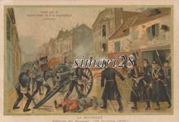 CHOCOLATERIE D'AIGGUEBELLE - N° 26 - LE BOURGET - DEFENSE DU BOURGET (28 Octobre 1870) - Aiguebelle