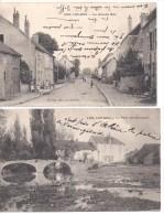 LES LAUMES - Lot De 2 Cartes - France