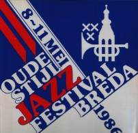 * LP *  16th INTERNATIONAL OLD STYLE JAZZ FESTIVAL BREDA (Holland 1986 EX!!!) - Jazz