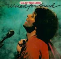 * LP *  CLIFF RICHARD - WIRED FOR SOUND (USA 1981 EX-!!!) - Rock