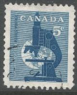 Canada. 1958 International Geophysical Year. 5c Used - 1952-.... Reign Of Elizabeth II
