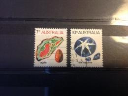 Australië / Australia - Serie Zeedieren & Mineralen 1973 - 1966-79 Elizabeth II