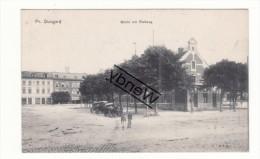 Pr. Stargard - Markt Mit Rathaus - Danzig
