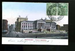 R BTPYS URUGUAY Montevideo Palacio Legislativo - Uruguay