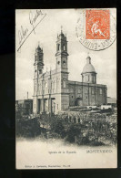 R BTPYS URUGUAY Montevideo Iglesia De La Aguada - Uruguay