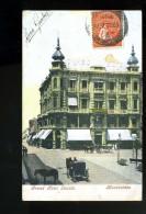R BTPYS URUGUAY Montevideo  Grand Hotel  Lanata - Uruguay