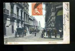 R BTPYS URUGUAY Montevideo  Calle Zabala - Uruguay