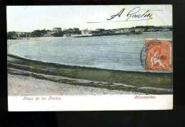R BTPYS URUGUAY  Montevideo Playa De Los Pocitos - Uruguay