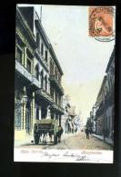 R BTPYS URUGUAY Montevideo  Calle Cerrito - Uruguay